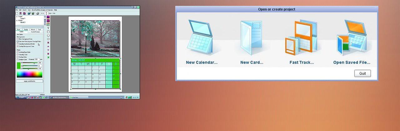 5 darmowych programów do tworzenia fotokalendarzy